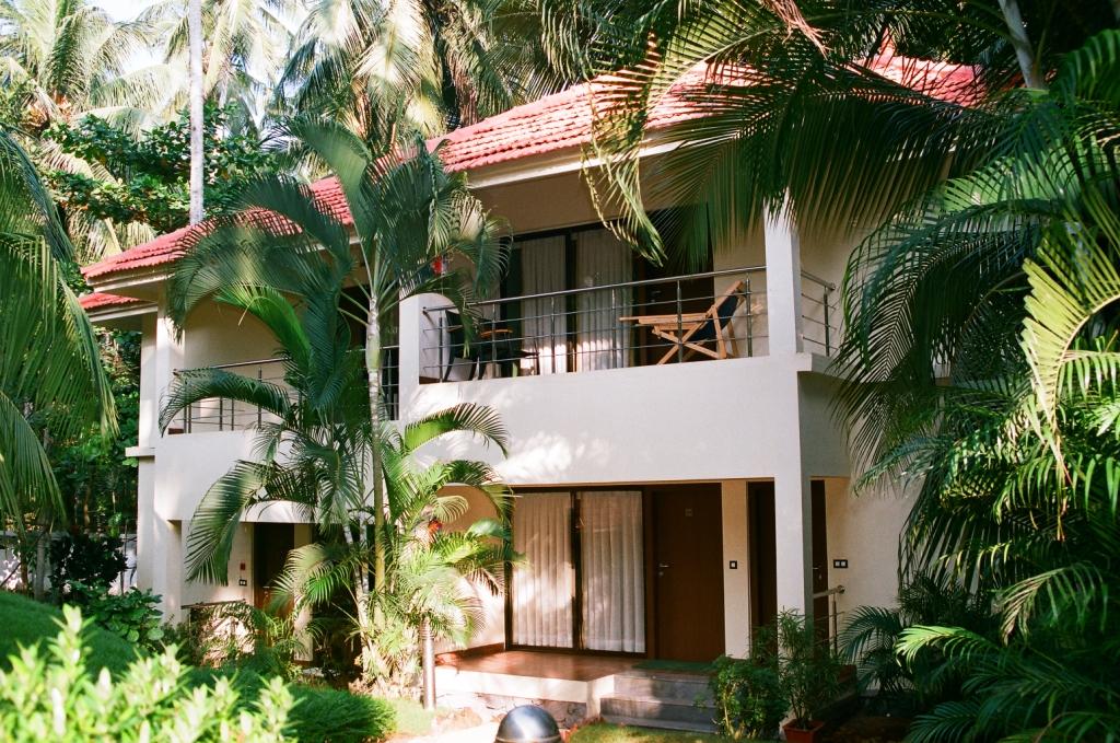 Interior In Hotel